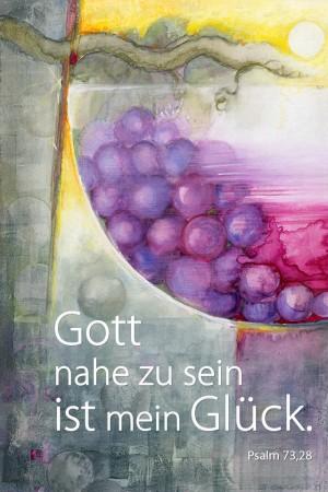 """""""Trauben"""" von Stefanie Bahlinger, Verlag am Birnbach"""
